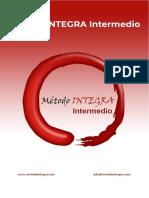 Curso Método INTEGRA INTERMEDIO