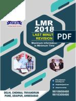 Lmr Book 2018