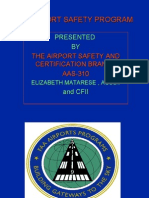 Airport Safety Program Presentation