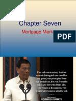 Mortgage Market (FINANCIAL MARKETS)