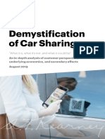 AT Kearney Research - The De mystification of Car Sharing