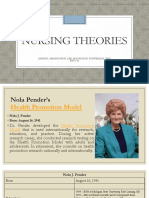 Nursing-Theories (Nola Pender)