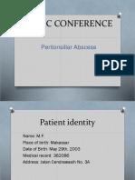 abses peritonsiler
