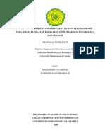 Hubungan Penerapan Phbs Keluarga Dengan Kejadian Diare Pada Balita Di Wilayah Kerja Blud Uptd Puskesmas Pataruman 3