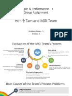 MGI Teams