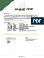 Lanuza Jerome Josef Riddle Don 039 17639
