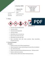 Rangkuman Material Safety Data Sheet