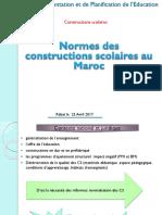Normes Des Constructions Scolaires