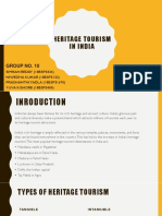 HERITAGE TOURISM IN INDIA.pptx