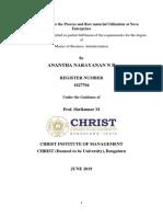 HR - Finance Analytics
