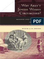 Shaye J. D. Cohen - Why Aren't Jewish Women Circumcised__ Gender and Covenant in Judaism (2005).pdf