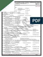 Namma Kalvi 12th Commerce Book Back 1 Mark Test Question Paper Em 215254