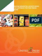 Listeria EMP for Fresh Produce Industry