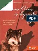 Buenos Aires Es Leyenda 3 - Victor Coviello Guillermo Barra