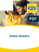 MTN Group Limited Interim Financial Results for the Six Months Ended 30 June 2019 Data-sheets-PDF
