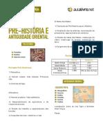 Apostila Pre Historia e Antiguidade Oriental (2)