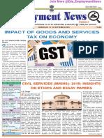 Employment News 14-20 September 2019