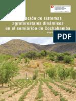Evaluación de Sistemas Agroforestales