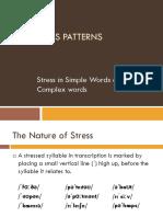 Stress Students' Copy