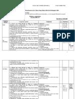 Planificare Calendaristică EDP 2019