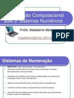 Aula 3 Sistemas Numericos