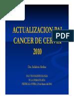 Protocolo Cancer Cervix