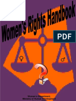 Women's Rights Handbook