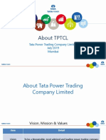 About Tptcl