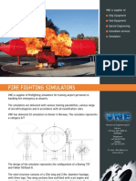 Fire Fighting Simulators