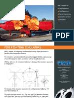 Fire Fighting Simulators