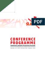 RAP 2019 Programme