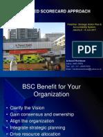 bsc benefit