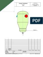 AutoPIPE Vessel Tutorial Pressure Vessel 2 Output