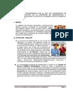 Actividades Por 191 Aniversario Provincia de Andahuaylas