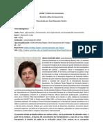 U3 - Actividad 3 - Análisis Del Artículo - Saul Pereira