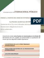 Clase 7. Fuentes Modernas Del Dip.