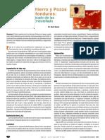 Bacterias de hierro y pozos de agua honduras.pdf