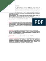 Variables de La Competitividad Un2 Medellin