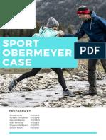 Obermeyer Report
