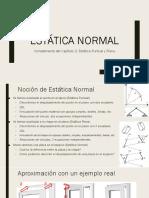 Capítulo 2- Complemento Estática Normal