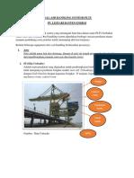Coal Handling Systems Pada Pltu Pt lbe