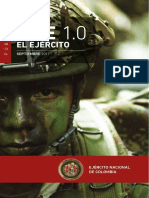 Mfe 1.0 El Ejercito de Colombia