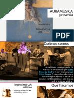 Misticas AuraMusica Dossier