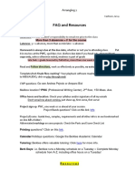 FAQ and Resources AR 2 .docx