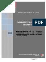 EXP TEC   agropecuario Langui IMPRESION FINAL PRESENTACION.docx