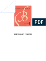 (Beethoven Forum 1) Christopher Reynolds, Lewis Lockwood, James Webster - Beethoven Forum-University of Nebraska Press (1992)