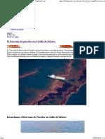 El Derrame de Petróleo en El Golfo de México - ElBlogVerde