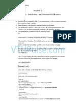 15CS553 - Advanced Java and J2EE - Module 1.pdf