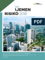 CRMS Indonesia Survei Nasional Manajemen Risiko 2018