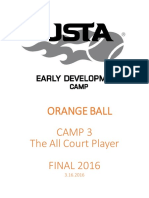 USTA Camp 3 2016ob All Court Player - Curriculum